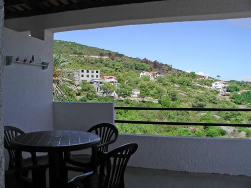 Apartmaji na otoku Vis Hrvaška