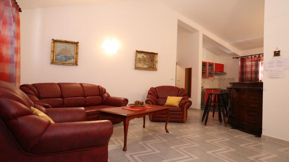 Apartmaji Hrabric Radica